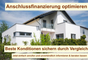 Anschlussfinanzierung Immobilie Berlin