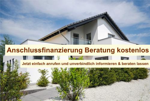Anschlussfinanzierung Hauskredit Berlin