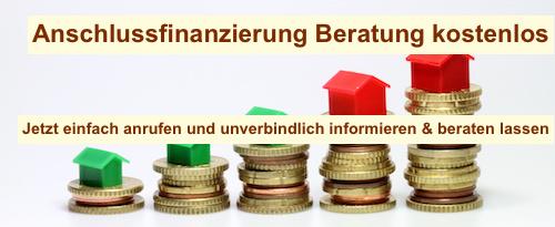 Anschlussfinanzierung Umschuldung Berlin
