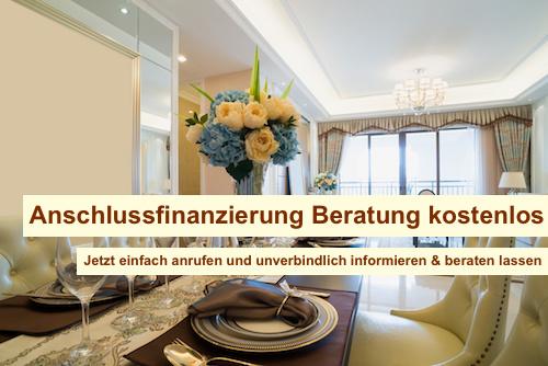 Baufinanzierung Anschlussfinanzierung Berlin