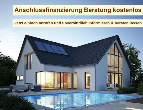 Anschlussfinanzierung Hypothekendarlehen Berlin