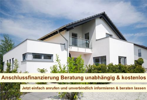 Anschlussfinanzierung wann kümmern Berlin